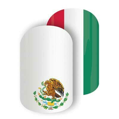 Mexico's Independence Day!! | Jamberry nails, Jamberry ...