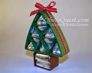 qbee s quest hershey s christmas tree tutorial updated