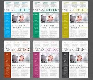 10 Best InDesign Newsletter Templates