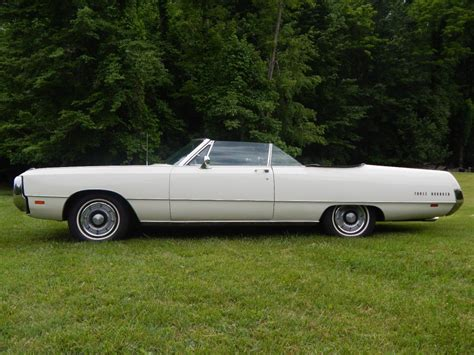 Convertible Chrysler 300 For Sale by 1969 Chrysler 300 Convertible For Sale