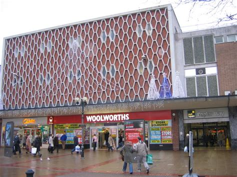 mell square solihull shopping location