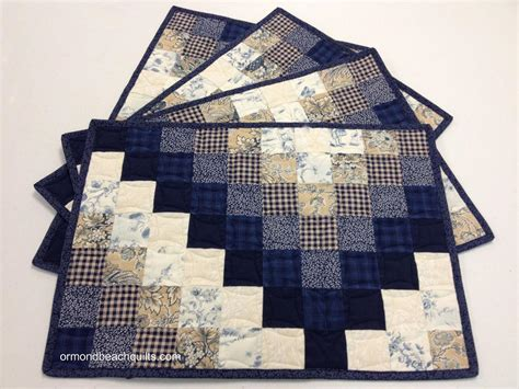 quilted placemats patterns bargello placemats designers patchwork and tablerunners