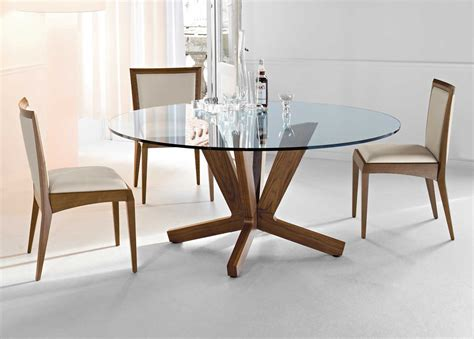circle dining table set round contemporary dining table set best round