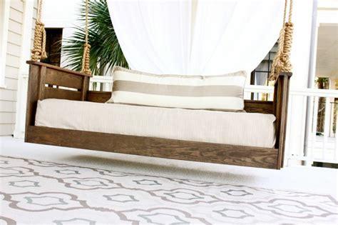 canapé pour terrasse canapé et lit suspendu pour décoration de terrasse et jardin