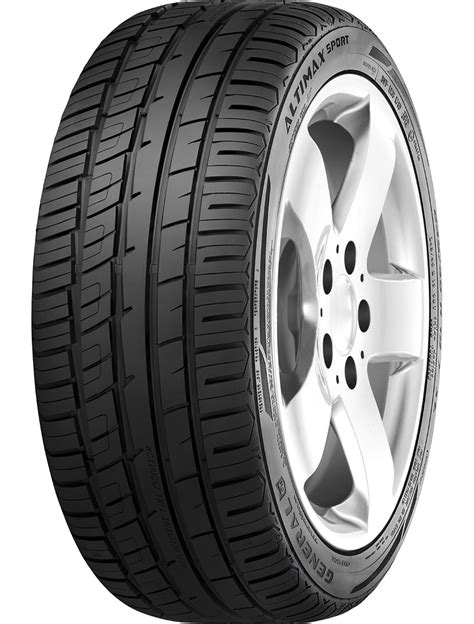 ALTIMAX SPORT - The Summer Tyre for Safe Driving on Curvy