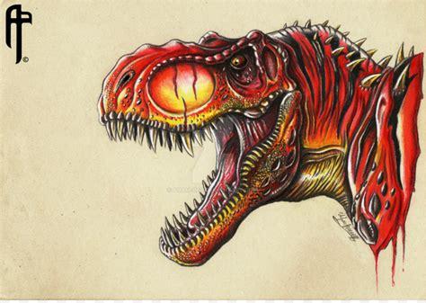 jurassic park tyrannosaurus dilophosaurus velociraptor