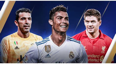 Casillas and Ronaldo break 1,000-match barrier - Most apps ...