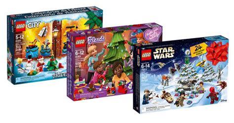 chaque jour est une fete les calendriers de lavent lego sont