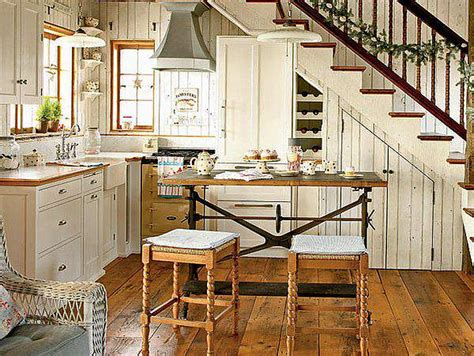 Decent Satisfaction Looking French Country Cottage Kitchen
