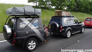 Best Ever Land Rover Trailer