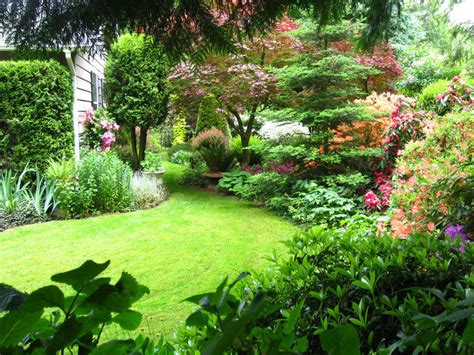 gardens with trees the winners of 2012 photo contest personal or private landscaping and gardens
