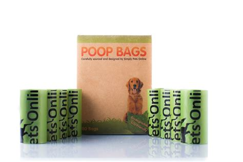 poop bags bags designed   vets eco friendly