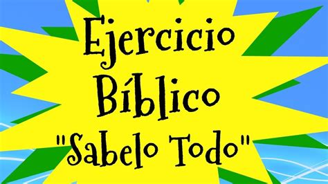 Juegos Biblicos Adventistas Para Jovenes