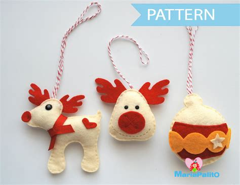 christmas ornament pattern ornament pattern sewing by