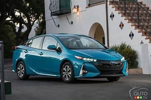Prime Voiture Hybride 2017 : articles sur prius prime actualit s automobile auto123 ~ Maxctalentgroup.com Avis de Voitures