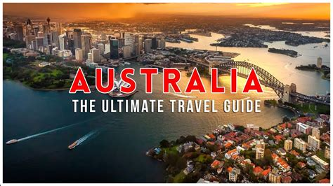 australia  ultimate travel guide  places  visit