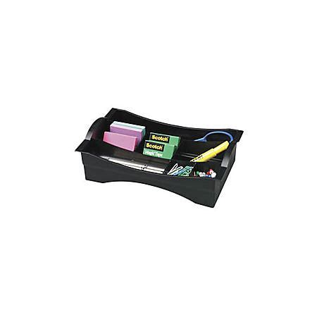 Rogers Hanging Drawer Organizer Black by Office Depot