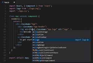 React Javascript Tutorial In Visual Studio Code