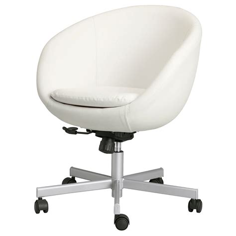 Stuhl Ikea Weiß by Skruvsta Swivel Chair Idhult White Ikea Key Features