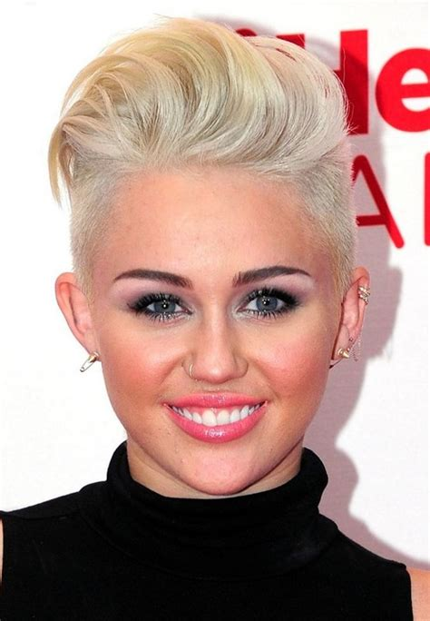 miley cyrus hair styles 100 hairstyles haircuts for
