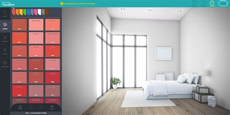 home paint colour selection tool colour visualizer
