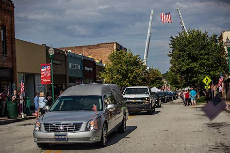 Northeast Georgia Welcomes Home Fallen Soldier Now Habersham