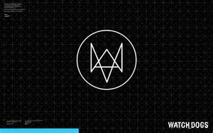 watch dogs fox logo iphone wallpaper collections