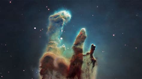 The Pillars of Creation in 3D Full HD - YouTube