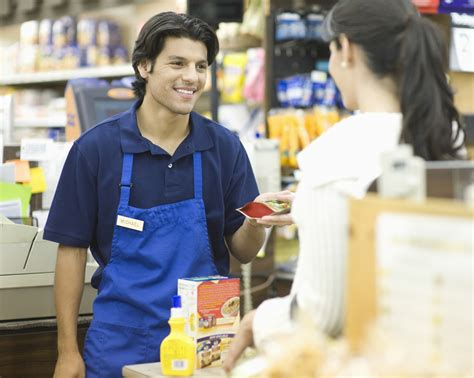 Supermarket Workers Job Title|overview|vault.com