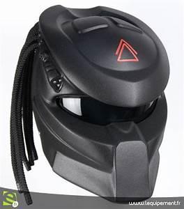 Casque De Moto : casque moto predator ~ Medecine-chirurgie-esthetiques.com Avis de Voitures