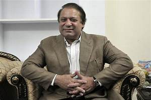 Pakistan is committed to the Kashmir cause: Nawaz Sharif ...