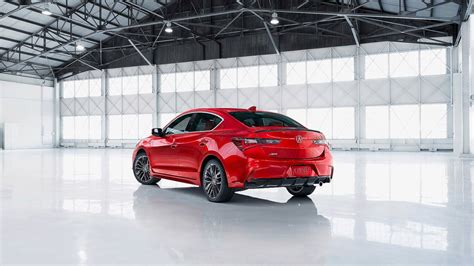 2019 Acura Ilx Targets Millenials With Bold Face, More