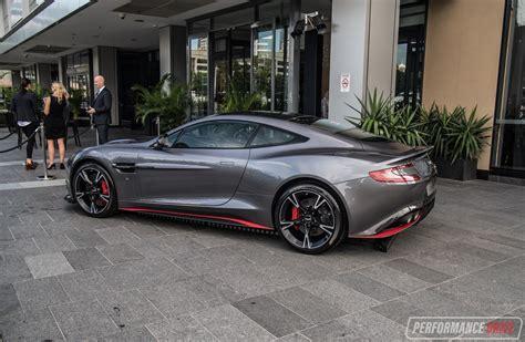 2017 Aston Martin Vanquish S Makes Australian Debut In