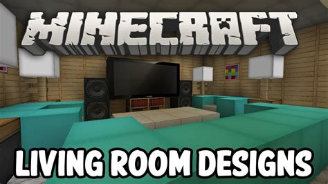 best living room designs minecraft minecraft interior design living room edition