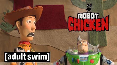 Robot Chicken Toy Story Deleted Scenes Adult Swim Uk