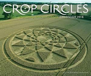 Crop Circle Calendar 2018 (collectors) - Temporary Temples