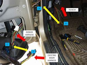 2004 Jeep Grand Cherokee Door Wiring Diagram