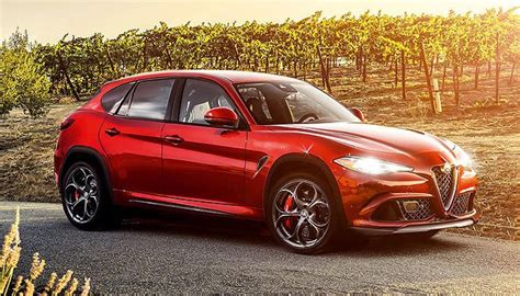 2019 Alfa Romeo Stelvia Coupe : Review, Design, Engine, Release