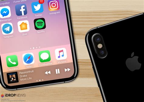 when was iphone apple tests iphone 8 prototype with touch id display