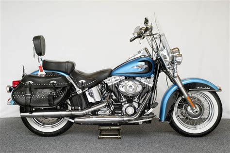 Harley-davidson Heritage Softail Classic-iron Motorcycles