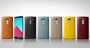 Lg G4  Here Are All The Different Color Versions