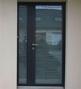 Porte D Entrée Vitrée Aluminium : 17 mejores ideas sobre porte d entree vitree en pinterest ~ Melissatoandfro.com Idées de Décoration