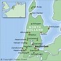 Image - North Holland map 001.gif | Wikia Travel | Fandom ...