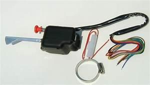 Black Universal Turn Signal Switch American Lafrance Reo Diamond T Divco Gmc D