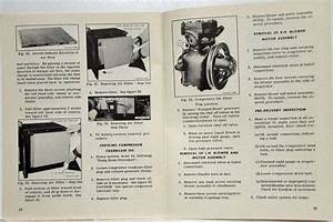 1953 Lincoln Air Conditioning Service Shop Repair Manual  C