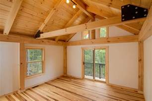 Wainscoting For Ceilings by Post Amp Beam Tour By Timberhaven Log And Timber Homes
