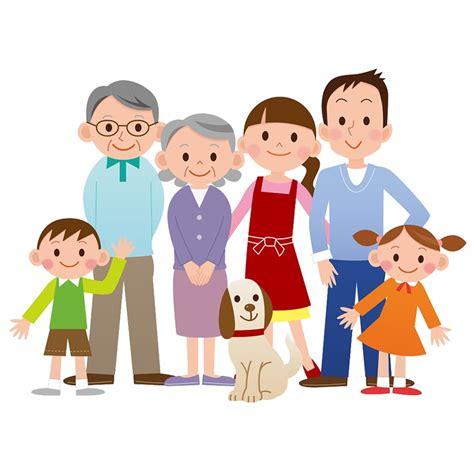 tancredy cm funny big family cartoon car sticker
