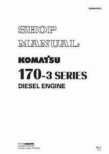 Komatsu Diesel Engine 170