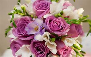 Beautiful Roses Bouquet - Wallpaper, High Definition, High ...