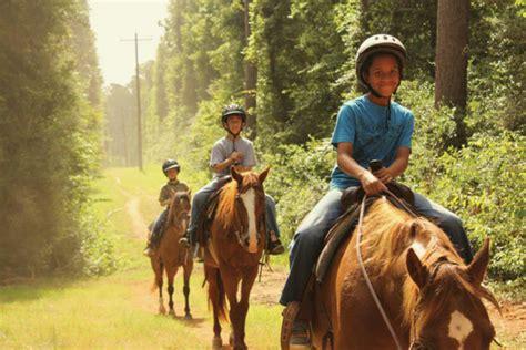camp summer camps overnight allen riding horseback courtesy
